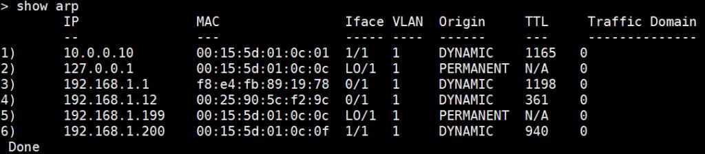 Show ARP Lab: Part 6 – Configure NetScaler 11 High Availability (HA Pair) Lab: Part 6 – Configure NetScaler 11 High Availability (HA Pair) CitrixGuru Lab Capture 97 1442279116