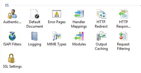 Select HTTP response headers