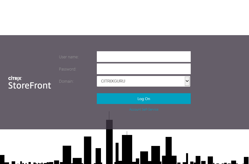 Change background  Lab: Part 22 - Ultimate StoreFront 3 customization guide CitrixGuru Lab Capture 610 1457409104