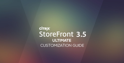 StoreFront Guide