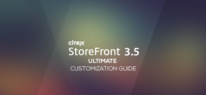 Lab: Part 22 – Ultimate StoreFront 3 customization guide