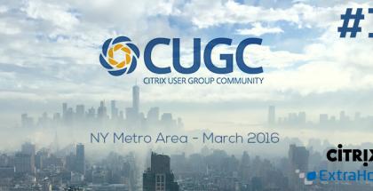 CUGC New York #1