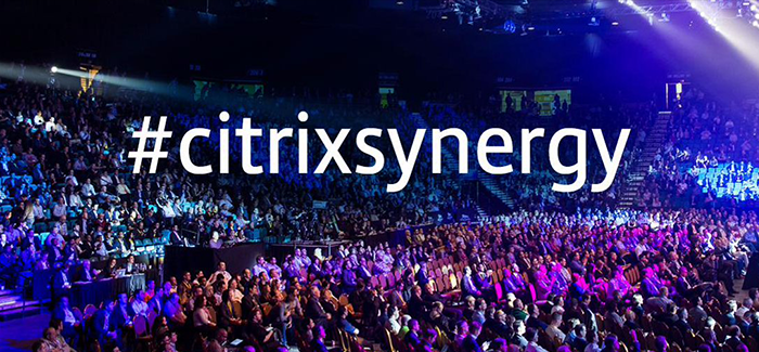 Citrix Synergy 2016 – Live coverage