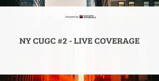 CUGC NYC #2 - Live Coverage