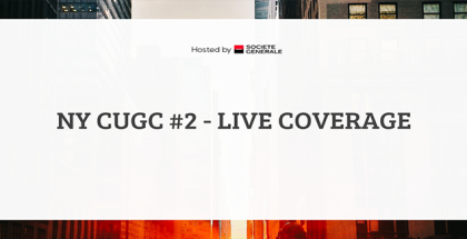 CUGC NYC #2 - Live Coverage