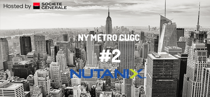 RECAP: CUGC – NY Metro Area #2 – June2016