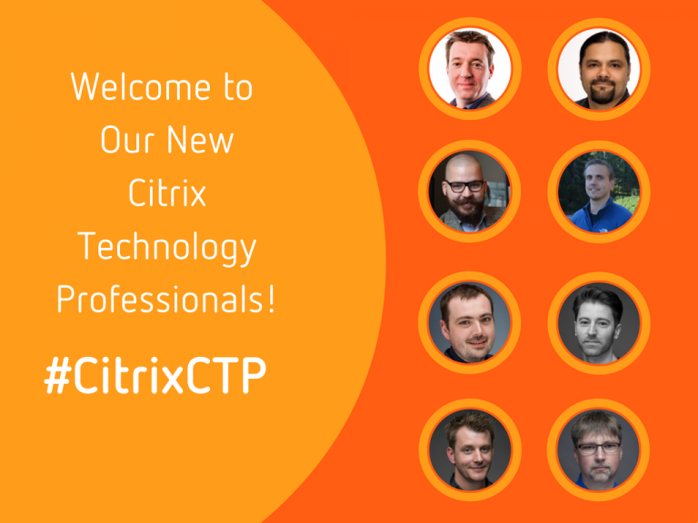 CTP 2017 it just came out, i am citrix technology professional (ctp)! thank you! It just came out, I am Citrix Technology Professional (CTP)! THANK YOU! Welcome to Our NewCitrix TechnologyProfessionals 2