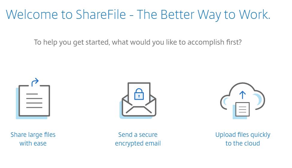 Welcome to ShareFile