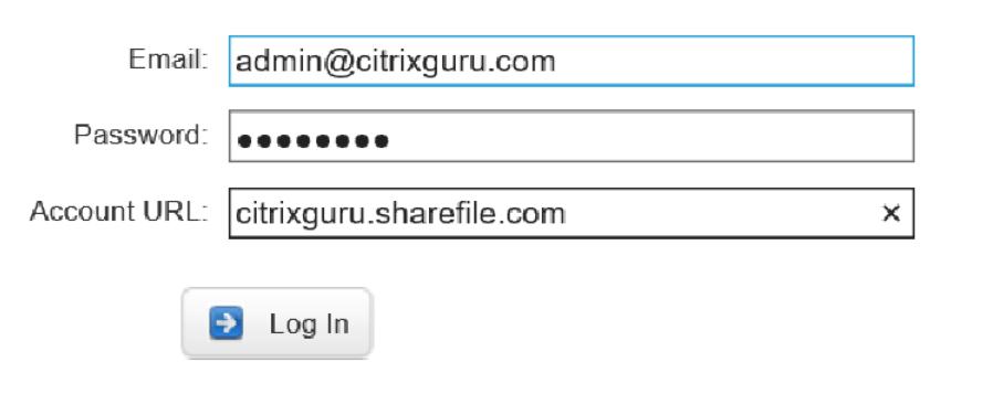 Citrix ShareFile StorageZones Controller - Create a new Zone