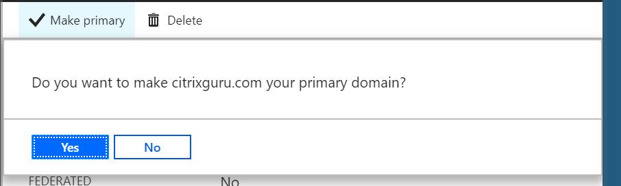 Primary Directory