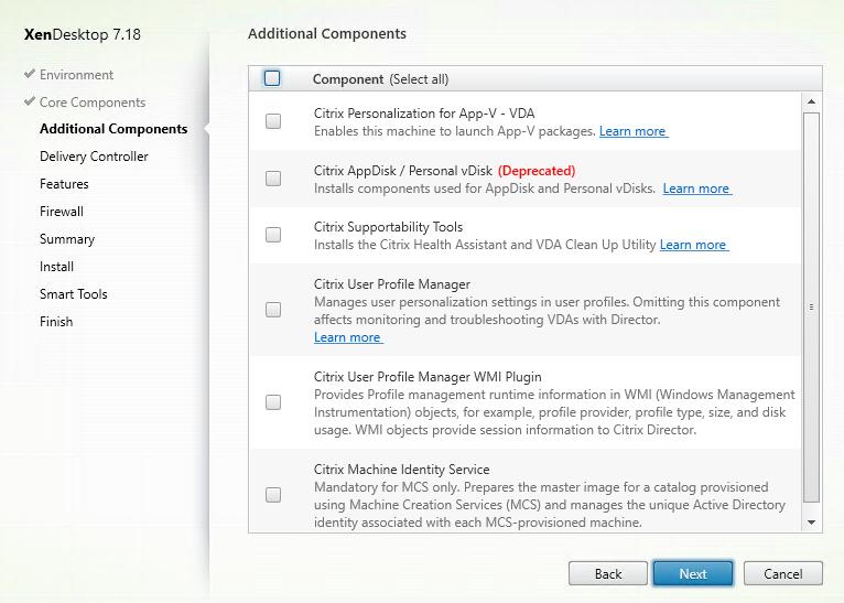 Install VDA on Azure Windows 10 VM - Part 2