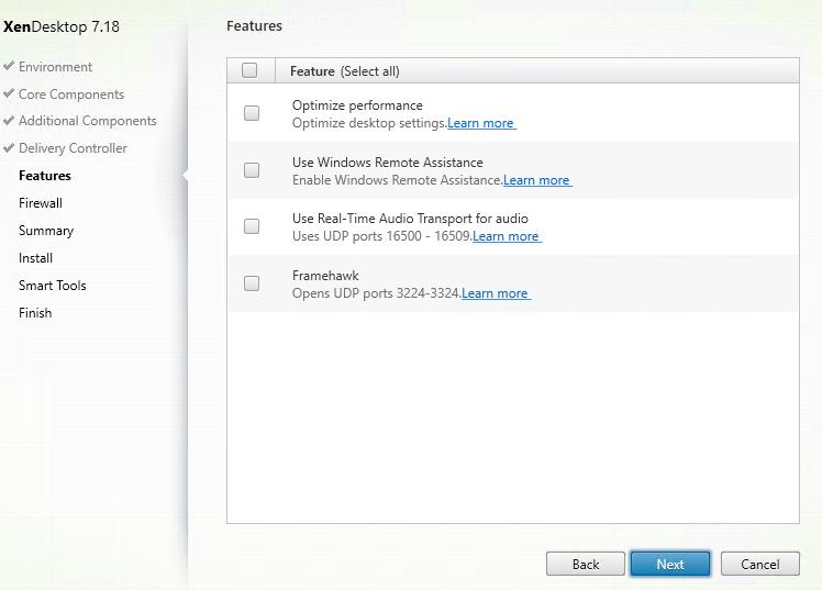 Install VDA on Azure Windows 10 VM - Part 4
