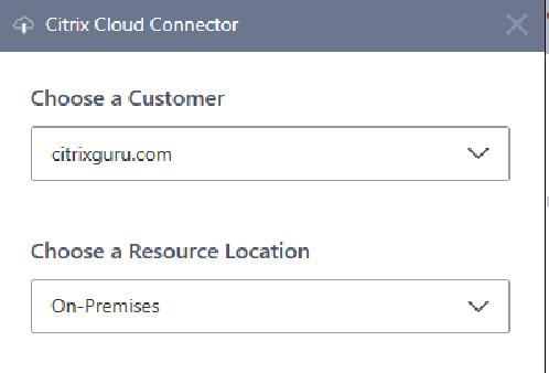 Configure Site Aggregation - Install Cloud Connector