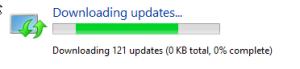 121 Updates