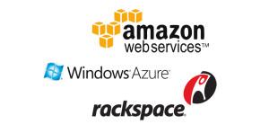 Azure - AWS - Rackspace