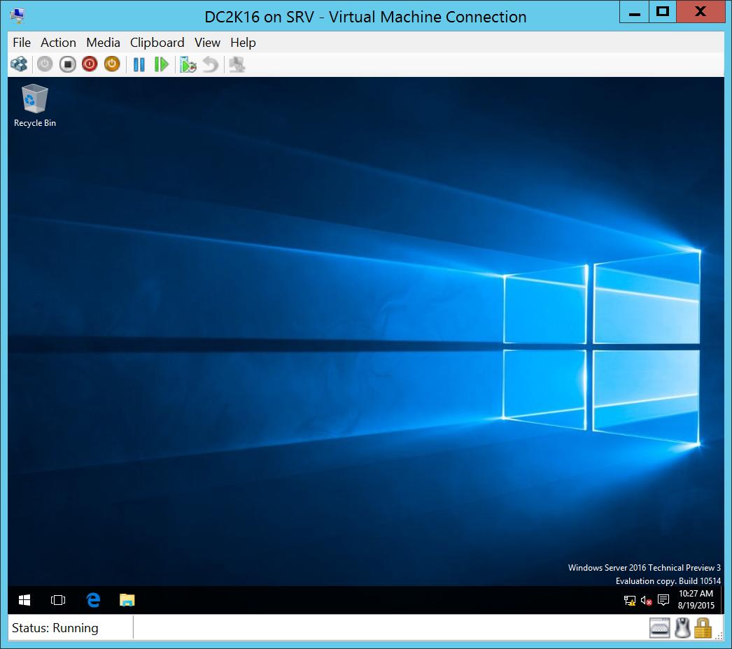 Download Windows Server 2016 Technical Preview 3 - Nicolas Ignoto, CTP
