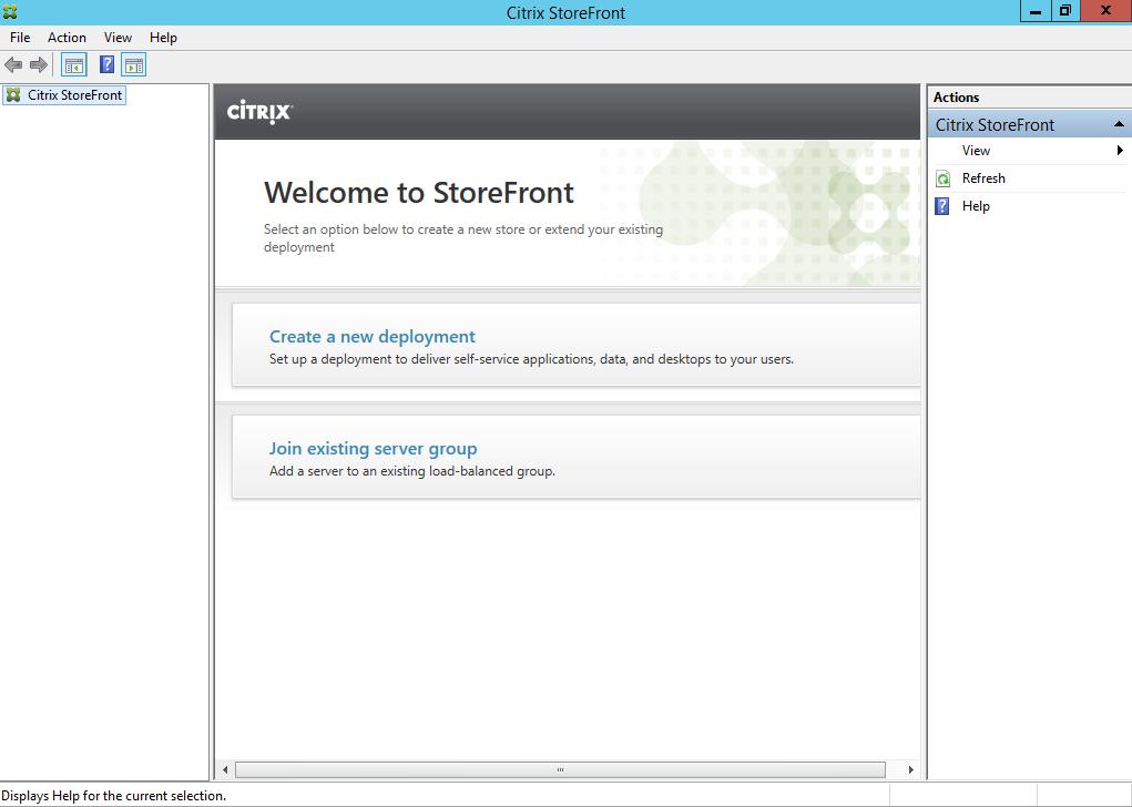 Lab: Part 14 - Citrix StoreFront 3 x - Nicolas Ignoto, CTP