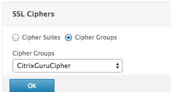 Bind Cipher group