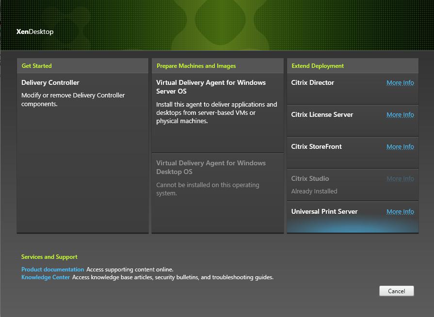 XenDesktop 7.7