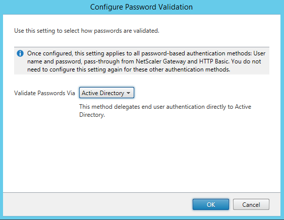Configure Authentication methods 05