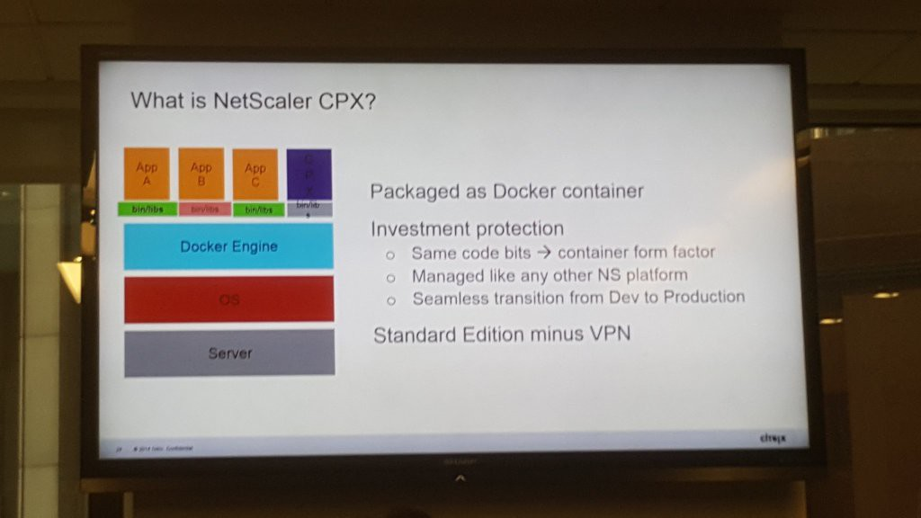 What is Netscaler CPX