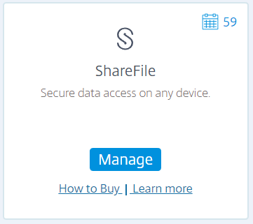 ShareFile Trial