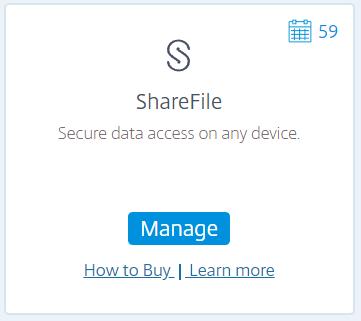 ShareFile Trial