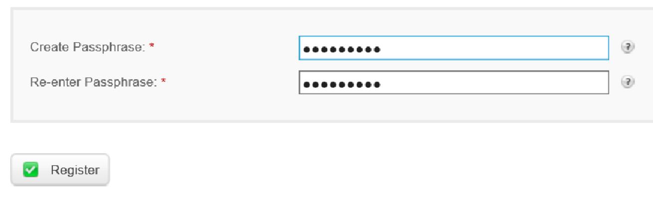 Citrix ShareFile StorageZones Controller - Configure encryption password