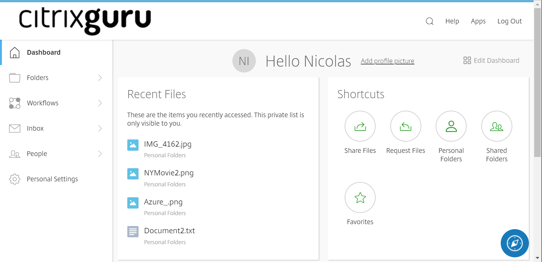 ShareFile - Branding configuration 4