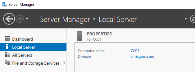 Azure VM added into Azure AD