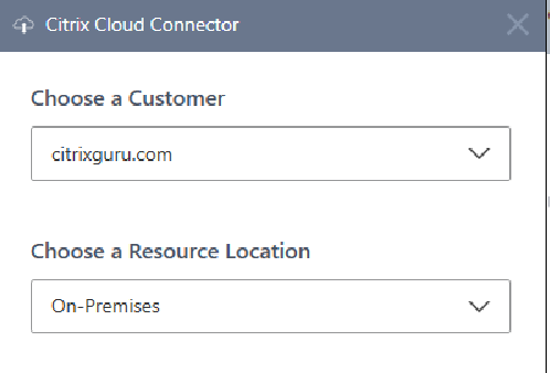 Configure Site Aggregation - Install Cloud Connector