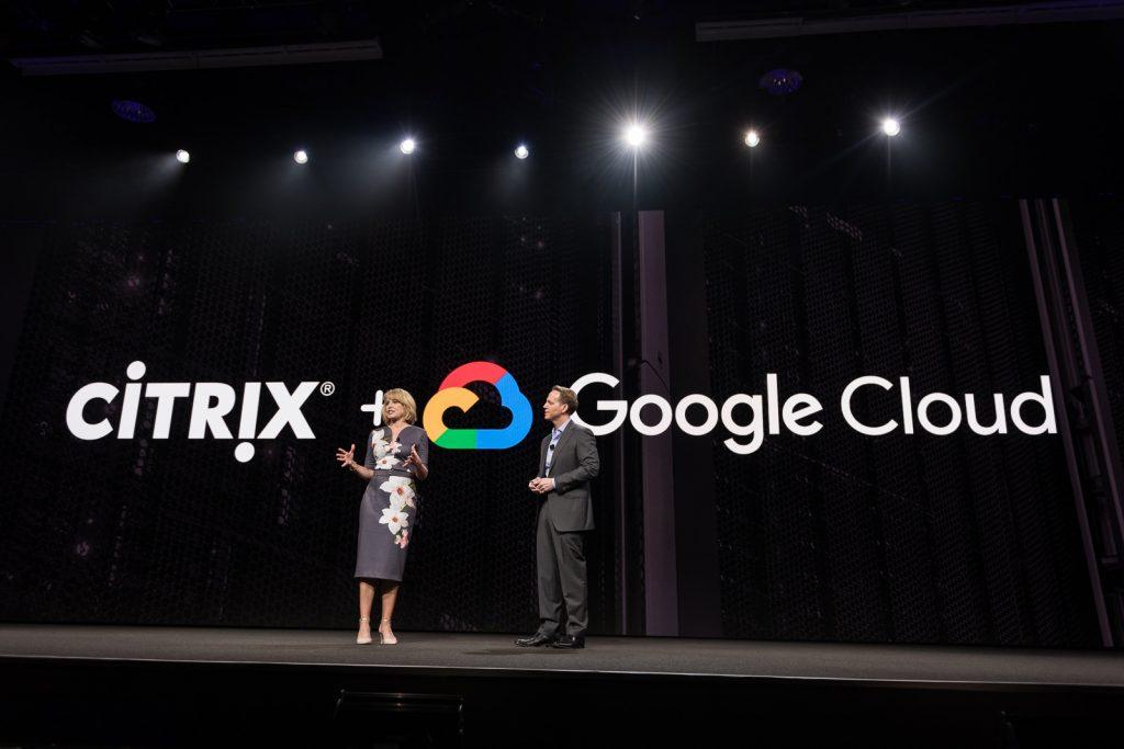 Google + Citrix partnership