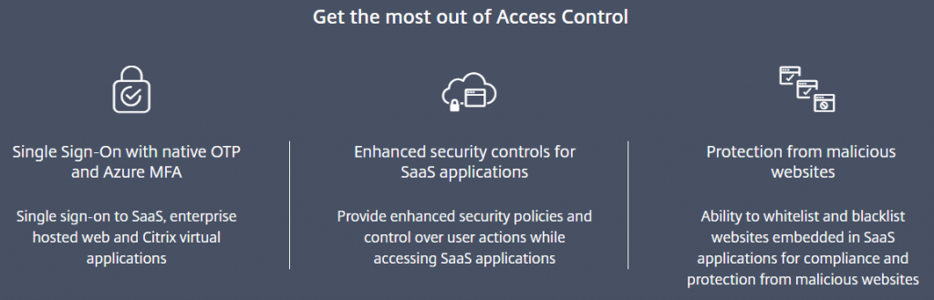 Citrix Access Control