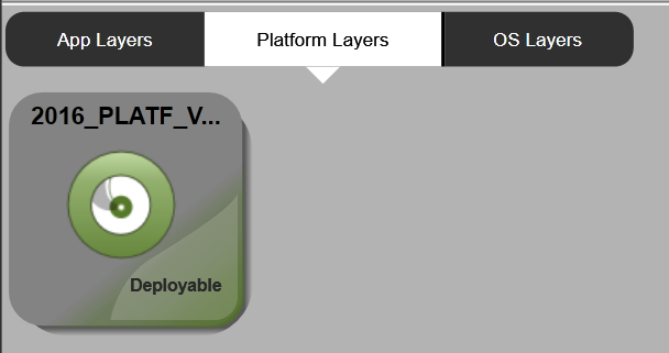 Create Platform Layer - Layer Deployable
