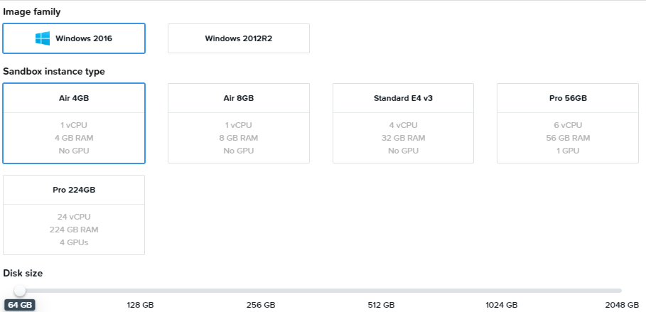 I've tested Nutanix Xi Frame and it is    - Nicolas Ignoto, CTP